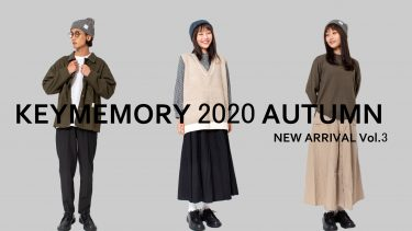 KEY MEMORY 2020 AUTUMN-Vol.3-