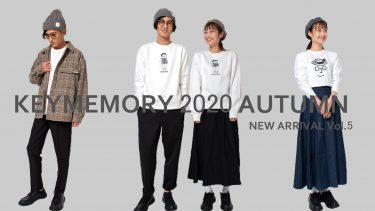 KEY MEMORY 2020 AUTUMN-Vol.5-