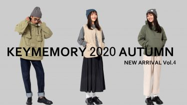 KEY MEMORY 2020 AUTUMN-Vol.4-